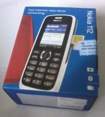 Box Nokia 112